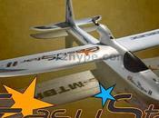 Vista breve avion aeromodelismo EasyStar
