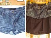 Mari costurera: Transformar pantalón falda Parte