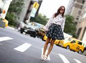 'Street style' NYFW