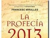 Profecia 2013 (Francesc Miralles)