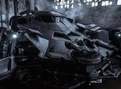 Zack Snyder Comparte Nueva Imagen Batmobile Para Batman Superman: Dawn Justice