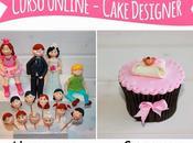 Curso Online Tartas, Galletas, Cupcakes Modelado