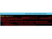 Error abrir consolas administrativas Exchange 2013: Cafe-SendFailure