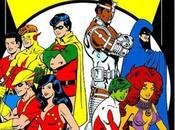 Comics llevará Teen Titans, Dick Grayson/Nightwing, televisión