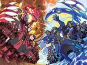 Pokémon Legendario Rayquaza suma Groudon Kyogre Omega Ruby Alpha Sapphire