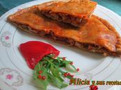 Empanada exprés lomo pisto