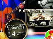 Pinchada Savoy Truffle concierto Sánchez interpretando Elvis Presley latino Barca Club.