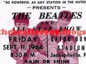 años: Sept.1964 Gator Bowl Jacksonville, Florida Bealtes Racismo