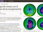 Parece recupera capa ozono gracias aplicación medidas protocolo montreal
