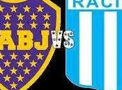 Boca Juniors Racing Club Vivo, Fútbol Argentino