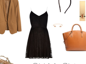 Look Black dress