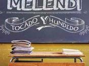 Melendi publica vídeo letra (lyric video) 'Tocado Hundido'