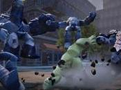 Hulk Londres para promocionar Disney Infinity: Marvel Super Heroes