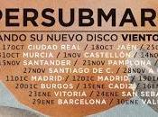 Supersubmarina muestran otro adelanto nuevo álbum: 'Enemigo