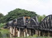 Puente sobre Kwai, Tailandia