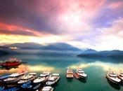Lago Moon, Taiwan