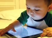 Bebés tecnológicos: ¿Debo darle tablet bebé?