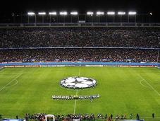 Vuelve Champions League Calderón