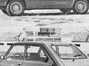 Fiat Sorpasso 1982