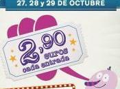 Fiesta Cine returns, ¡entradas 2,90€!