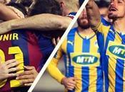 Barcelona Apoel Nicosia Vivo, UEFA Champions League