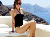 Bikini Chanel Santorini