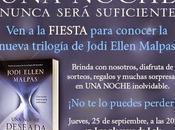Presentación Noche Deseada Jodi Ellen Malpas