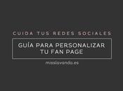 Personaliza Page Facebook