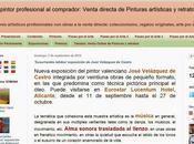 Exposición José Velázquez Castro Eurostars Lucen...