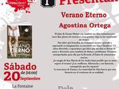 Presentación Verano Eterno Agostina Ortega para todo mundo VIVO!