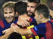 Piqué liderato Barça