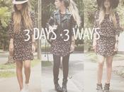 Days Ways //Floral Dress//