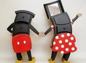Decoración inspirada Mickey Mouse