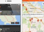 Strava actualiza aplicación para dispositivos móviles Android Apple