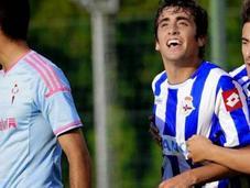 División Honor Juvenil: Deportivo supera Celta lidera categoría