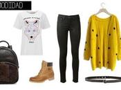 Outfits para clase