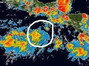Baja presión sudoeste México evolucionará ciclón tropical