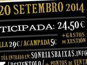 SonRías Baixas 2014 días septiembre