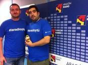 Charlando 'Escúchate' Aragón Radio