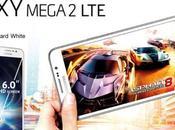 Samsung Galaxy Mega lanzado Tailandia