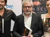 """Isabel. sueño"", tercera novela serie protagonizada Michelle Jenner Rodolfo Sancho"