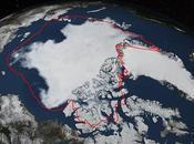 Hielo marino Ártico 2014: Sexto mínimo bajo registrado