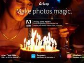 Adobe adquiere Aviary, plataforma edición fotografías