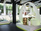 reportaje fotográfico showroom vondom diseñado a-cero shangai