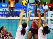 Mundial Voleibol Femenino, República Dominicana Túnez Vivo