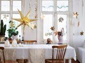Navidad Ikea 2014: Decorar Blanco Dorado