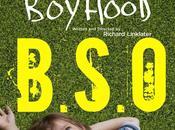Boyhood. Banda Sonora.