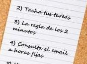 Buenos hábitos para mejorar productividad personal 2014