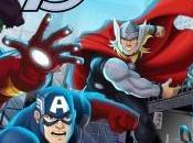 Primer póster clip temporada Avengers Assemble