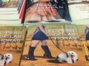 """peso horas"""", novela finalista edición Premio Azorín"""